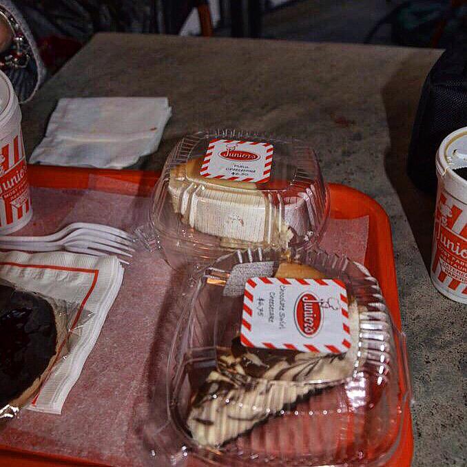 Самые вкусные чизкейки в Нью-Йорке