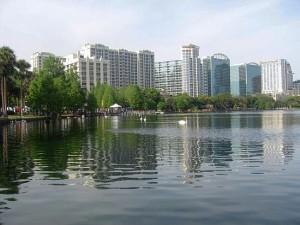 Lake Eola Orlando