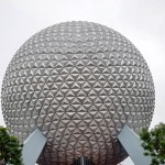 Disney World: Epcot Center. 2010