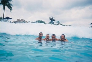 Disney's Typhoon Lagoon Water Park. 2010