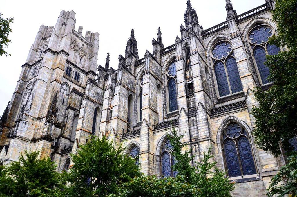 Кафедральный Собор в Нью-Йорке