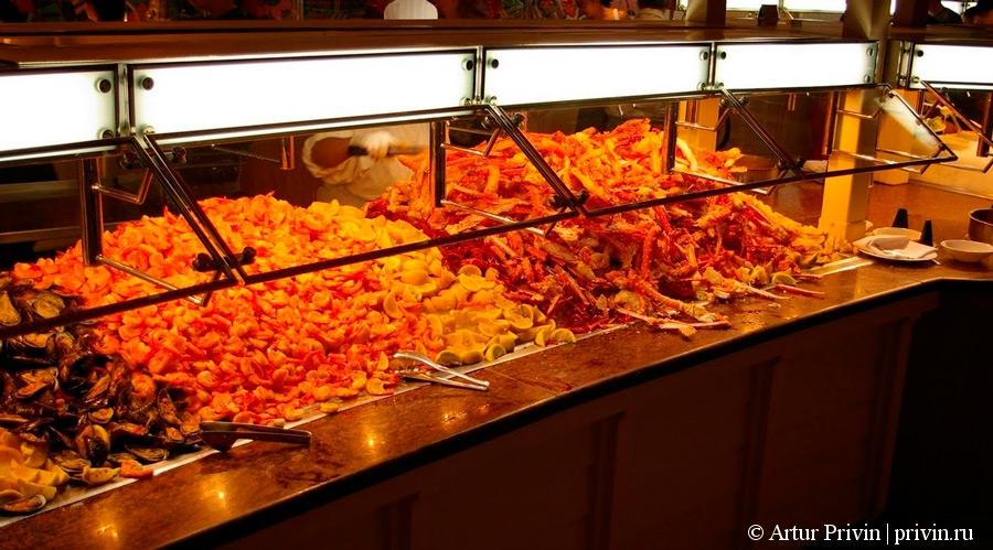 где поесть в вегасе