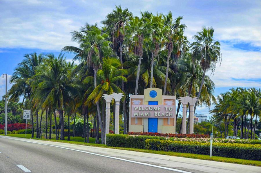 Добро пожаловать в Майами