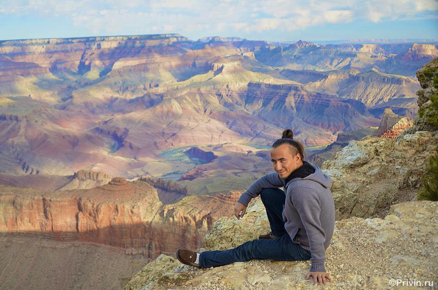 Grand Canyon South Rim / Гранд Каньон Южный Рим