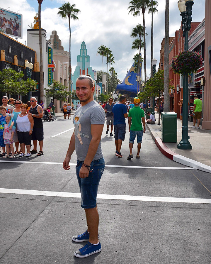 Disney World: Hollywood Studio.