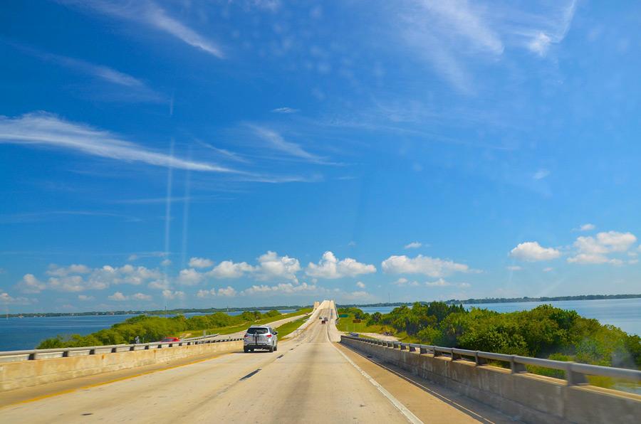 По дороге к Атлантике