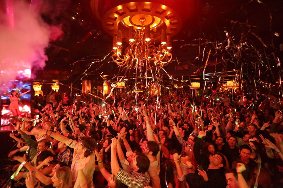 Clubs in Las Vegas