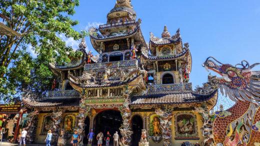 Пагода Линь-Фуок