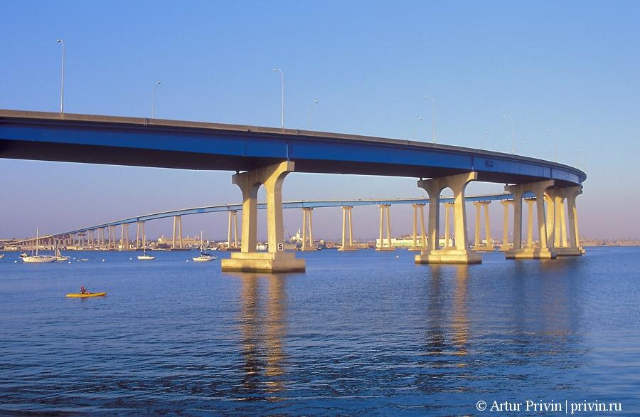 Мост-Коронадо-Санн-Диего