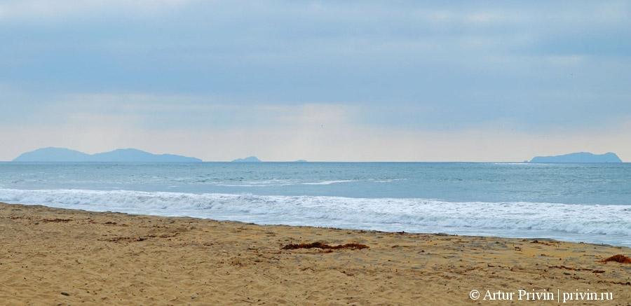Острова Коронадо пляж Империал