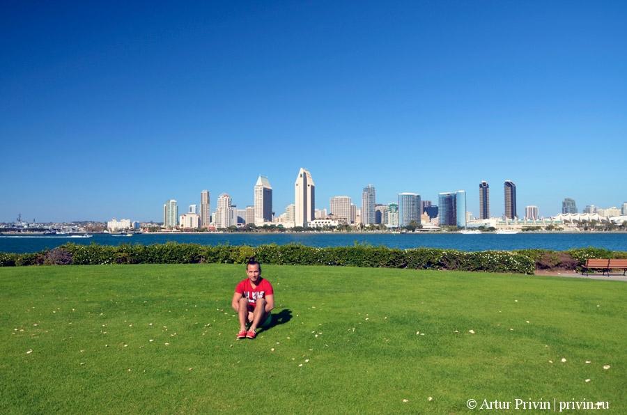 Панорама-Сан-Диего-Коронадо1