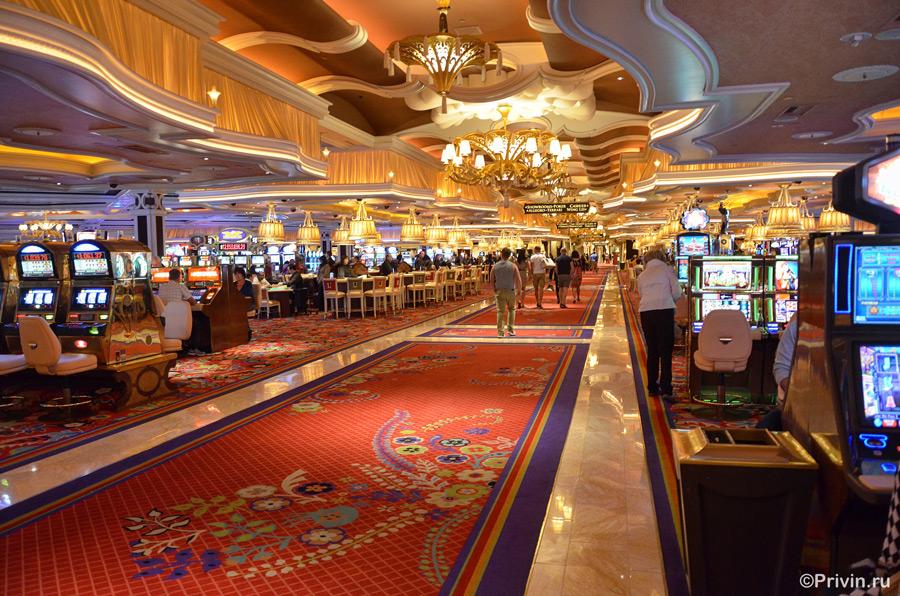 Giocare al casino las vegas