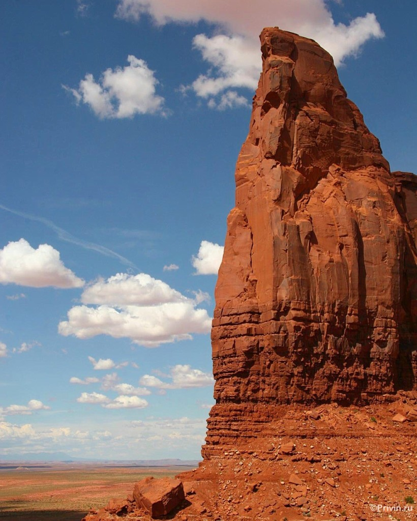 Острие (Spearhead Mesa)