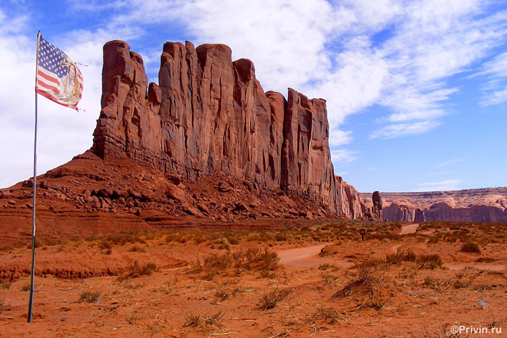 Верблюд (Camel Butte)
